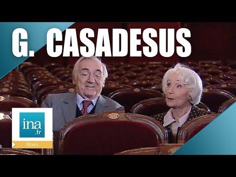 Gisèle Casadesus à la Comédie Française | Archive INA