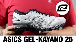 Men's ASICS Gel-Kayano 25 | Fit Expert Review