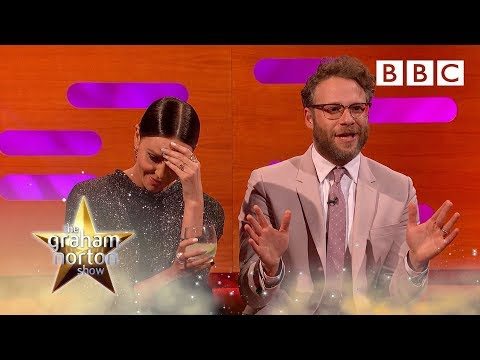 Are porn actors better at sex scenes than Hollywood actors? - BBC The Graham Norton Show