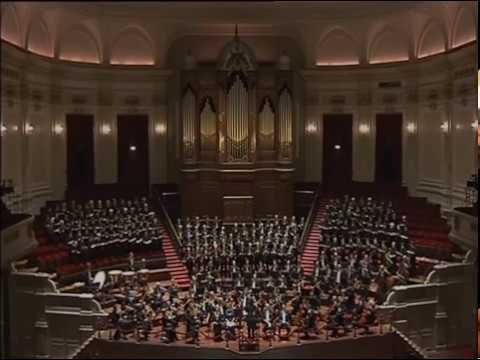 Verdi Requiem Amsterdam 27-1-2017 full concert