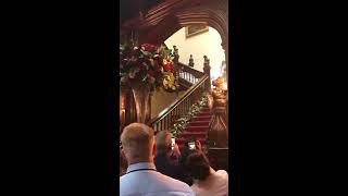 Bride Walking Down The Aisle - 7th September 2018 - Allerton Castle
