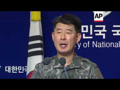 SKorean military: we can precisely strike key facilities in NKorea