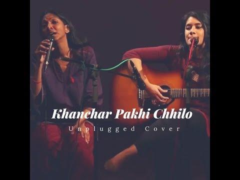 khanchar-pakhi-chhilo-|-unplugged-cover-|-anusheh-anadil-|-rabindranath-tagore