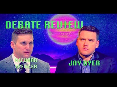 Richard Spencer - Jay Dyer Theism Debate Analysis & Review (Half)