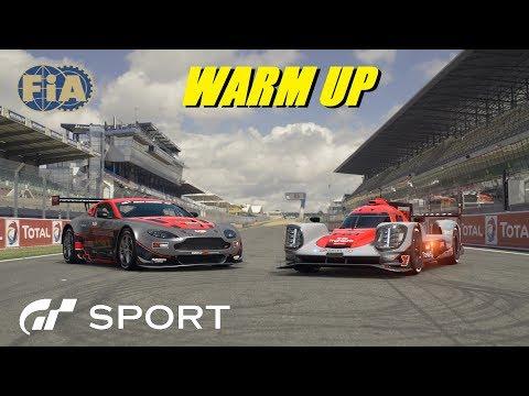 GT Sport FIA Warm Up thumbnail