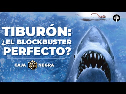 JAWS: The Spielberg Movie That Changed Everything |  black box
