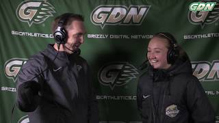 Postmatch Interview: Caitlin Berry vs Viterbo (Wis.)