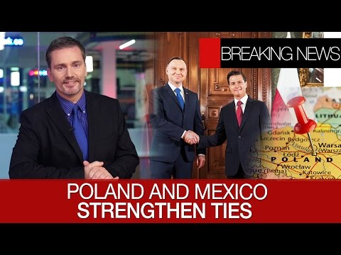 Heladogs in Mexico? | Sport replaces violence | Poland and Mexico together?