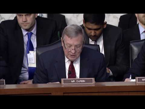 Durbin: Gorsuch Has A Troubling Record Of Ruling Against Workers And Families