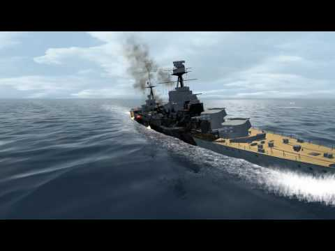 Silent Hunter 3 battle of the denmark strait