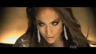 Jennifer Lopez Feat  Pitbull -  Live On The Floor - American Idol HD