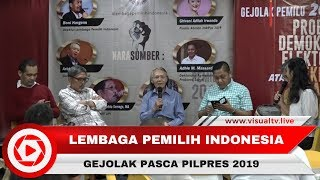 Diskusi Merawat Ke-Indonesiaan, Terkait Gejolak Pasca Pilpres 2019