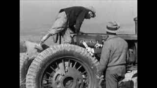 History of Farm Tractors - 1920s Machines - 1920's Tractors & Farming - CharlieDeanArchives