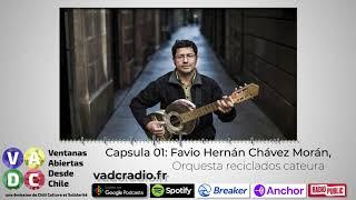 Podcast VADC | Capsula 01: Fabio Chavez