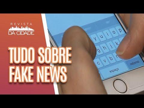 Como identificar uma FAKE NEWS?  - Revista da Cidade (11/07/18)