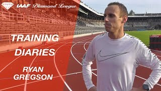 Training Diaries Stockholm 2017: Ryan Gregson