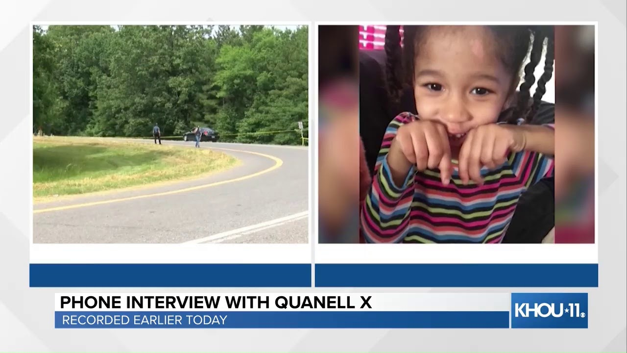 BREAKING: Quanell X says Derion Vence told him where Maleah's body is LIVE STREAMING