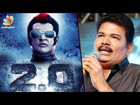 Enthiran 2.0 teaser launch details   Shankar, Rajinikanth