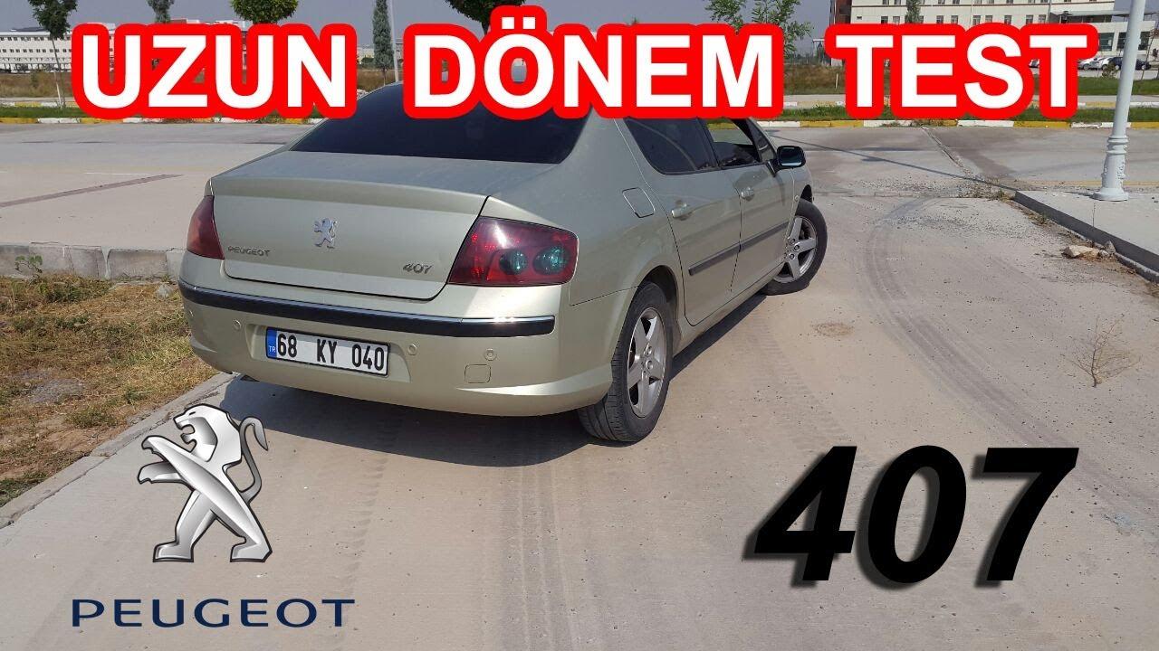 Peugeot-407 ne işe yarar Tam araba incelemesi