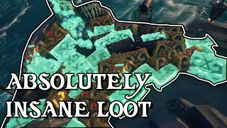 DID WE JUST LΟSE OUR BIGGEST LOOT HAUL EVER? (Part 1) - Sea of Thieves