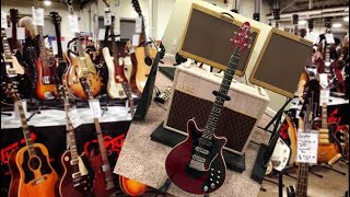 Gibson Les Paul v Fender Stratocaster v Brian May Red Special