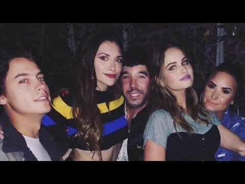 Demi Lovato, Cole Sprouse, Debby Ryan & MORE Have EPIC Disney Channel Reunion