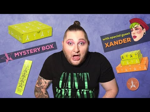 JEFFREE STAR SUMMER MYSTERY UNBOXING W/ XANDER thumbnail