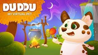 Мой виртуальный питомец Дудду - Мультик Игра для детей часть 1