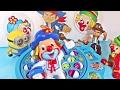 Patati Patatá Peppa Pig Baby Alive Brinquedos e Surpresas  Minions Calhambeque 5 Videos Completos