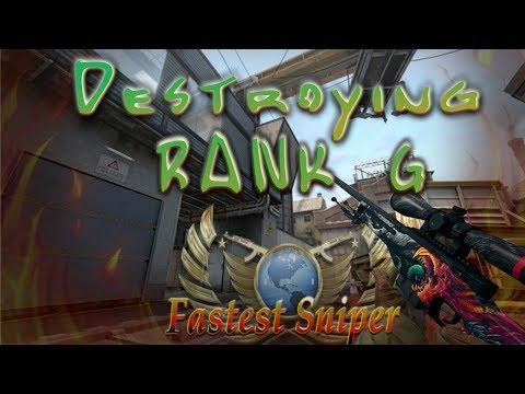 Above Global: Destroying Rank G in WINGMAN