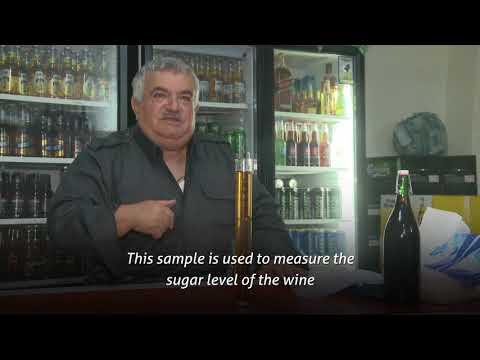 Winemaker looks to increase production in Kurdistan