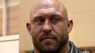 Ryback shoots on CM Punk