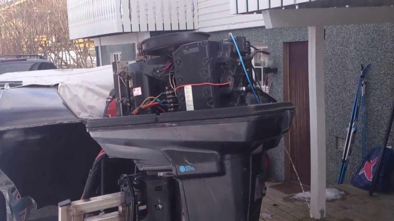 Force Outboard 85 Hp Youtube Wiring Diagram