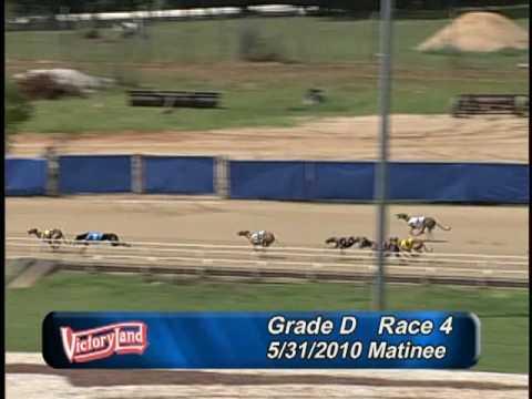 Victoryland 5/31/10 Matinee Race 4
