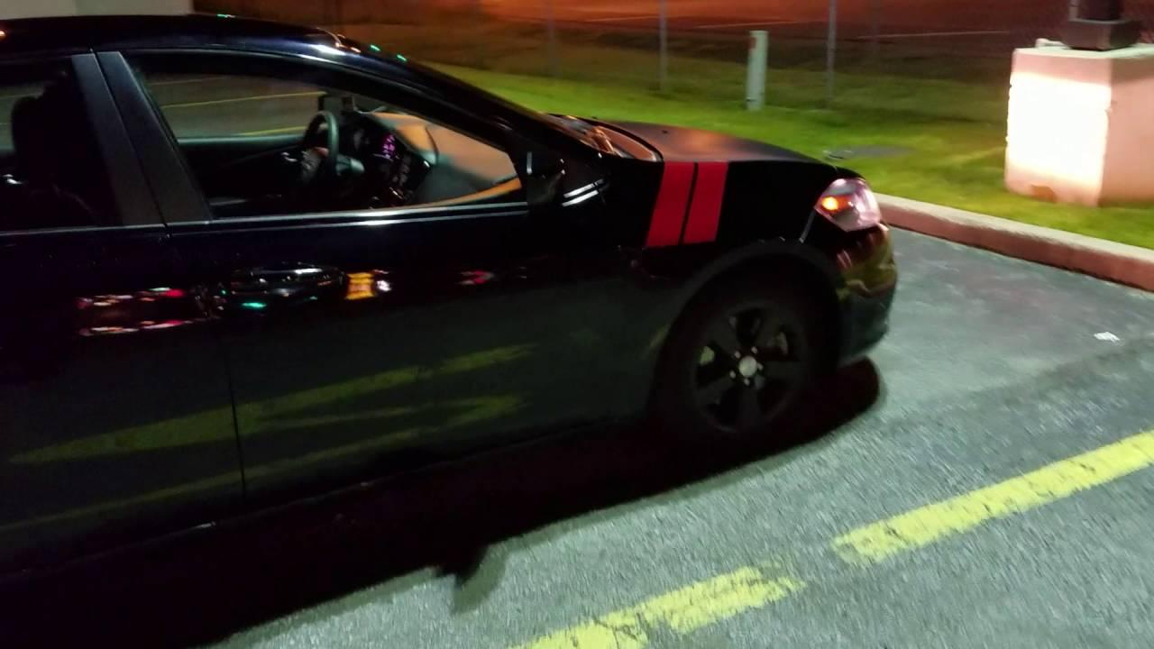 Dodge Dart Sxt 2 4 Tigershark Custom Youtube