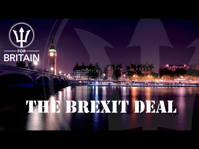 The Brexit Deal Dissected