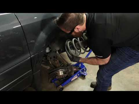 How to Replace Shocks and Struts in a Honda Pilot 2003 – 2005