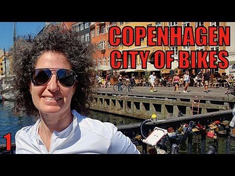 Copenhagen to Berlin - Bicycle Tour - Toronto to Copenhagen - Part 1