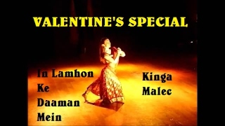 In Lamhon Ke Daaman Mein dance teaser by Kinga Malec
