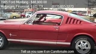 1965 Ford Mustang K Code Coupe for sale in Headquarters in P
