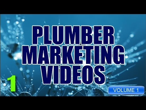 Plumber Customizable Video Showcase Volume 1 by Applied Marketing Group