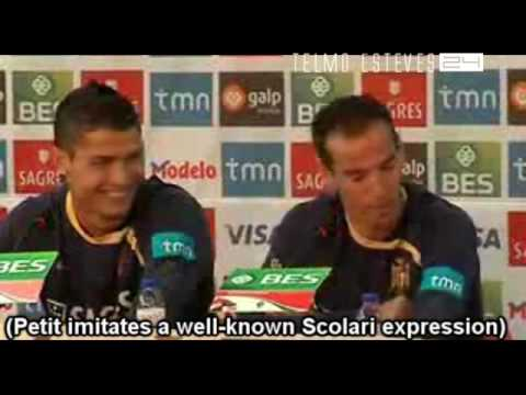 Portuguese Soccer Players Funny Moments Episode 2 by TelmoEsteves24
