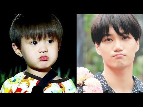 .EXO Kai's Baby Twin Is All Grown Up Now…And Just Look At Him
