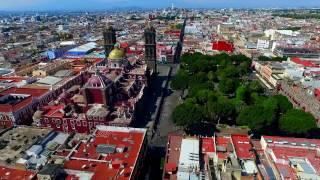 Barrio De Analco Y Centro Historico, Puebla, Mexico