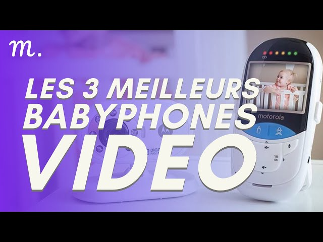 🥇TOP 3 BABYPHONES VIDEO (2021)