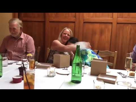Joey Brooks - Couple Surprises Moms With Pregnancy Before Wedding