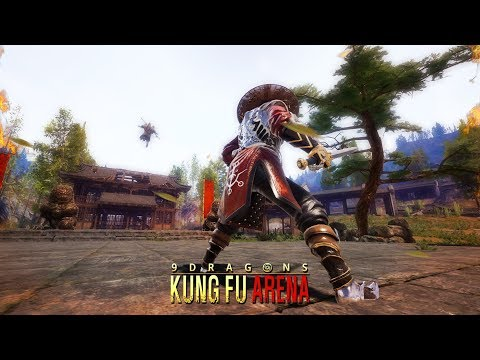 9Dragons : Kung Fu Arena ★ Early Access ★ GamePlay ★ Ultra Settings
