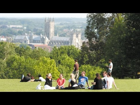 Study in the UK - University of Kent (US students)