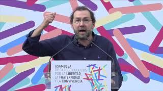 Emilio León: Hay que construir nuevos puentes no seguir transitando los viejos