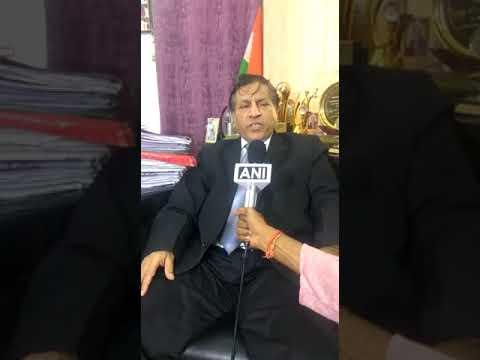 Supreme Court Lawyer Dr Surat Singh TV Interview on Karti Chidambaram (Hindi)